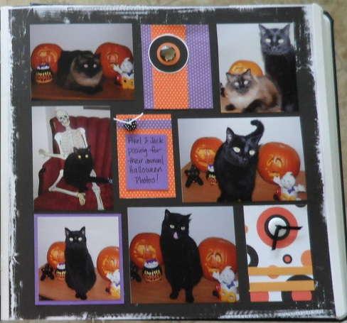 Pixel & Jack - Halloween '07