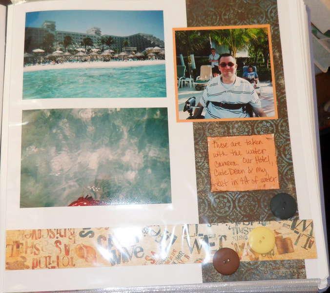 Cancun - Water Camera