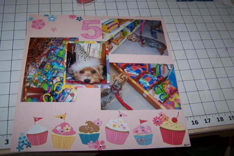 5 birthday left side