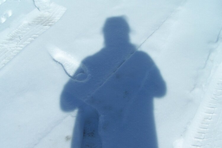 8. Your Shadow {10 pts.}