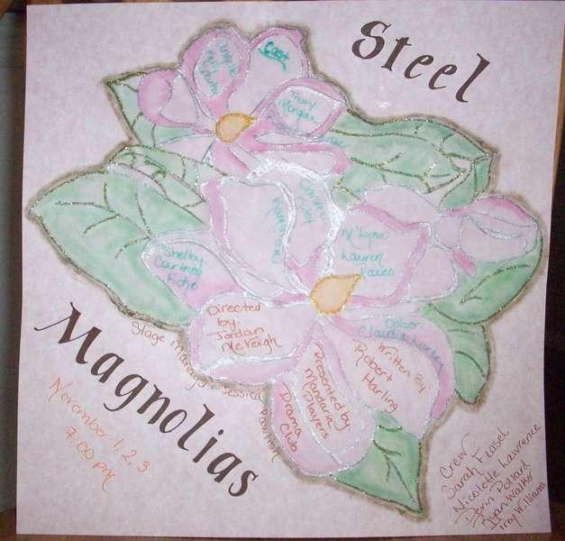 Steel Magnolias Intro Page