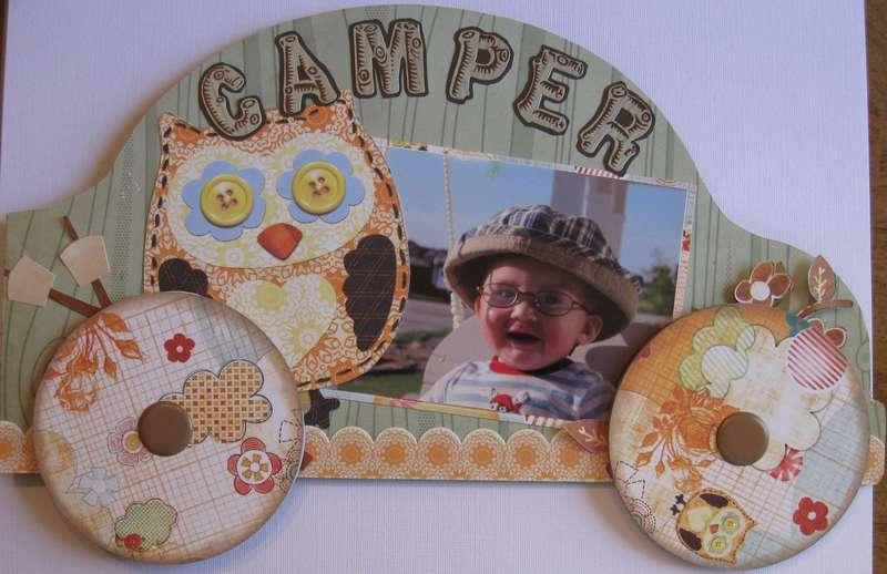 Happy Camper...2