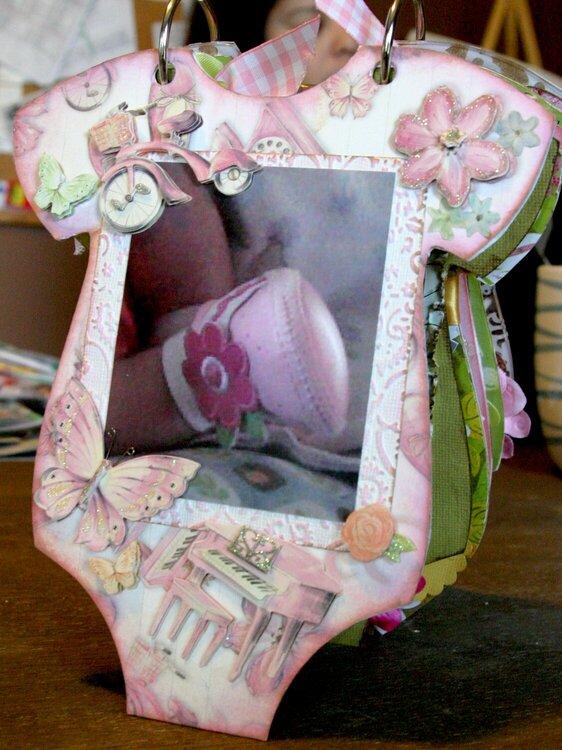 Tiny Bellarina Slippers~~