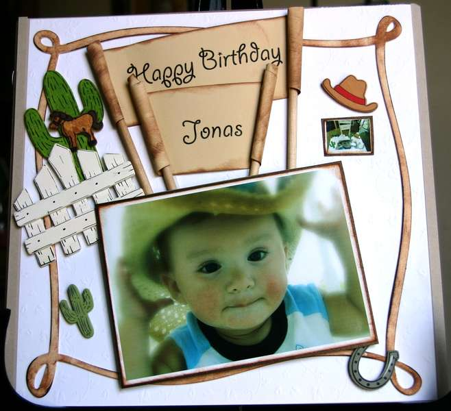 Happy Birthday Jonas