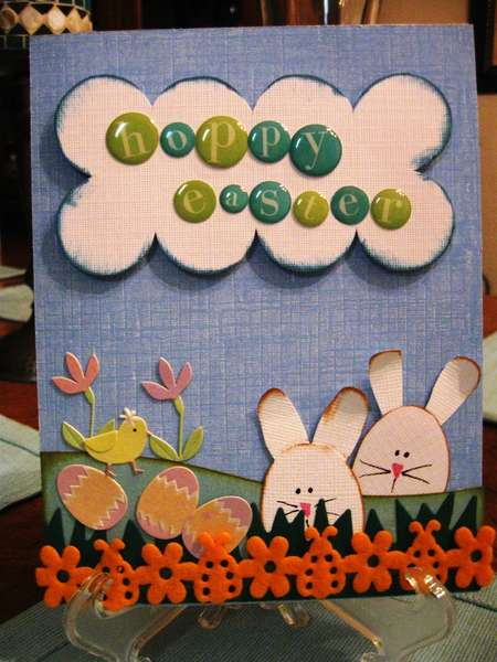 Hoppy Easter... Ayden