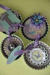 Fairy Bottlecap Project