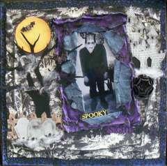 Herman Munster~Spooky Night~