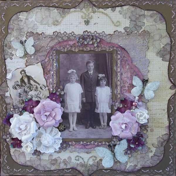 Great, Great Grandma Irean