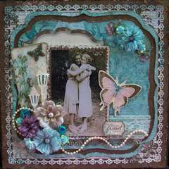 Friends ~ Grandma Audrey 1934