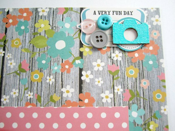 Look Into My Eyes Layout - NSD Challenge