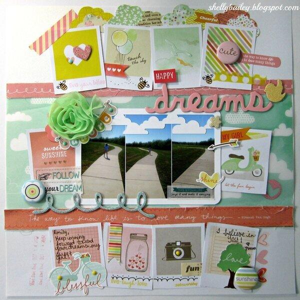 Happy Dreams - NSD Challenge #7