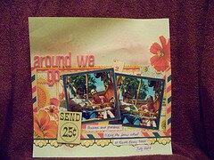 Around we go