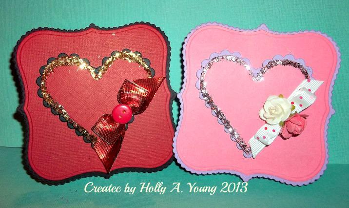Grandchildren's Valentines
