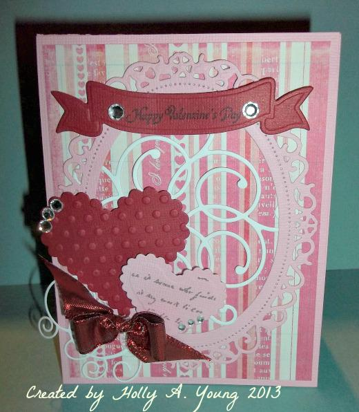 Valentine for a friend's sister