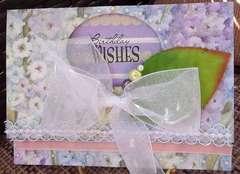 Easy Peasy gift card holder