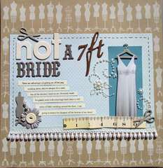 Not a 7ft Bride
