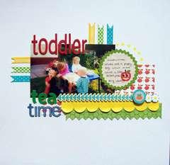 Toddler Teatime