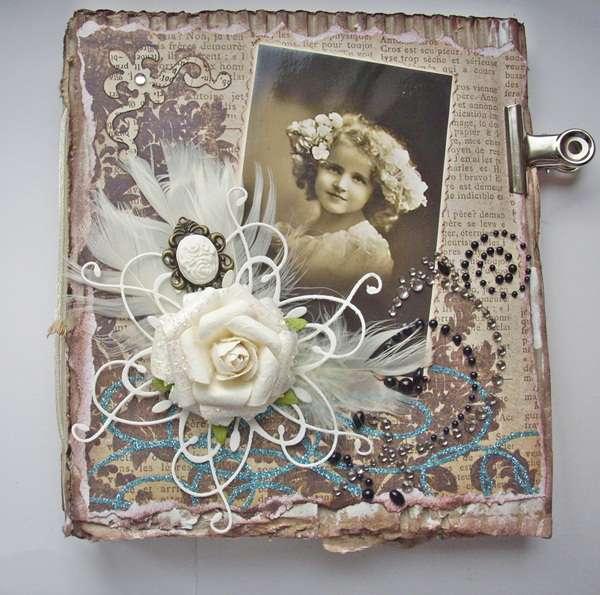 Noticebook vintage