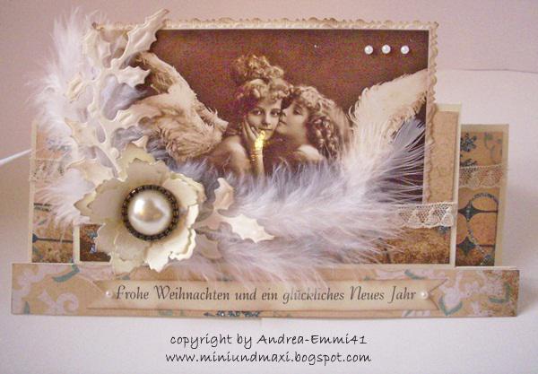 Vintage Wintercard