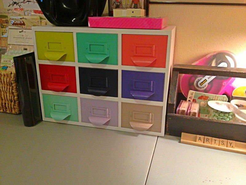 new storage :)