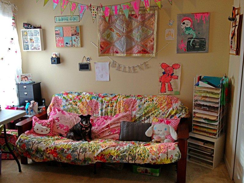my office/craft room