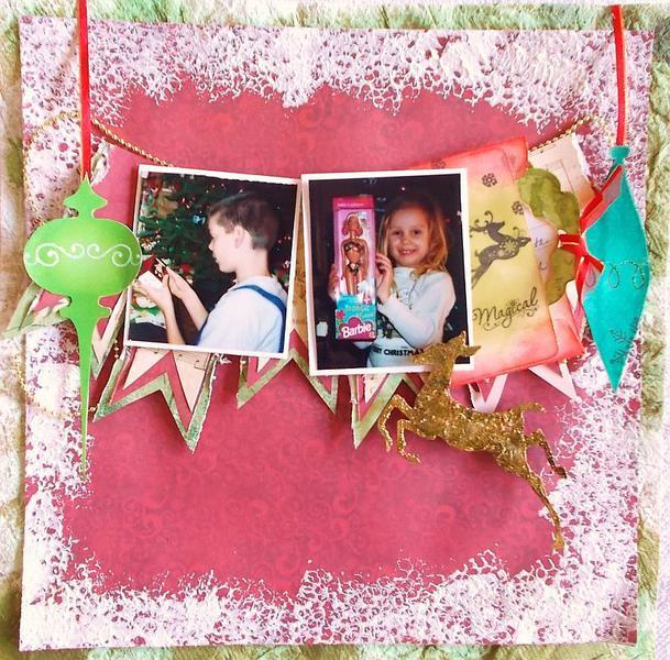 Funtoolas December Kit....Magical