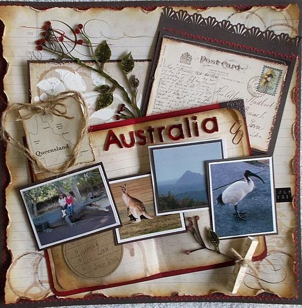 The Paper Mixing Bowl---Australia
