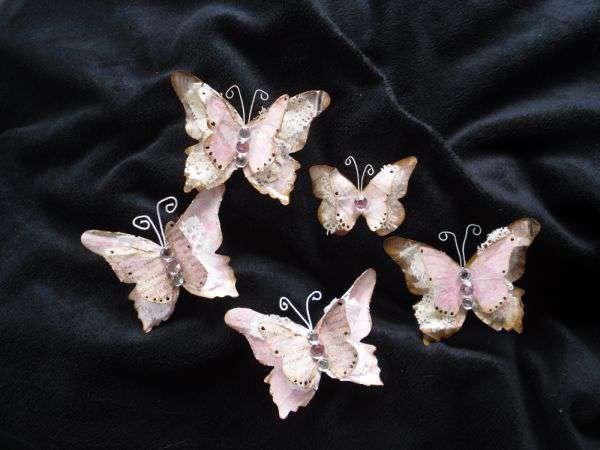 Shabby Butterfly tutorial