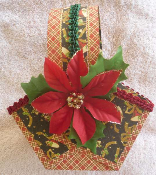 Xmas basket for swap
