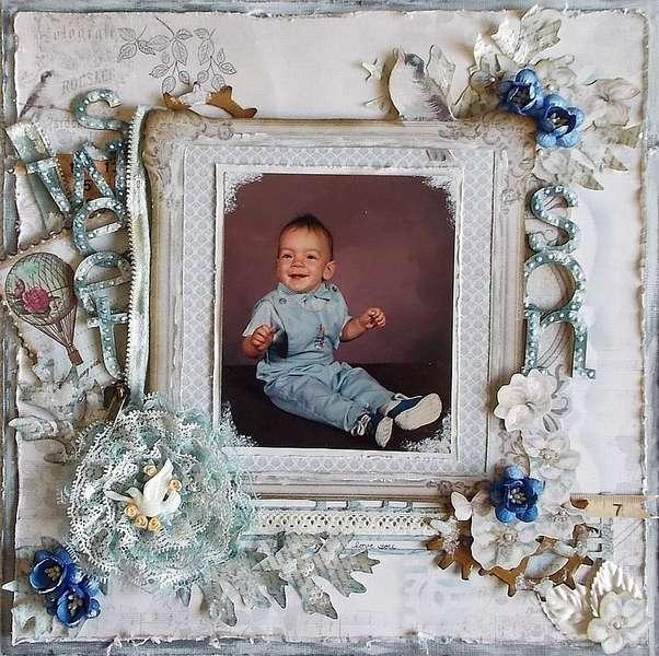 "PaperHaus Magazine88""Sweet Son"""