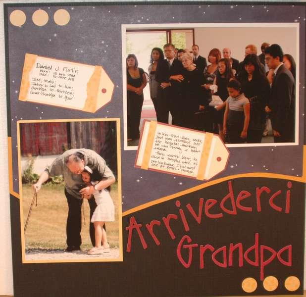 Arrivederci, Grandpa