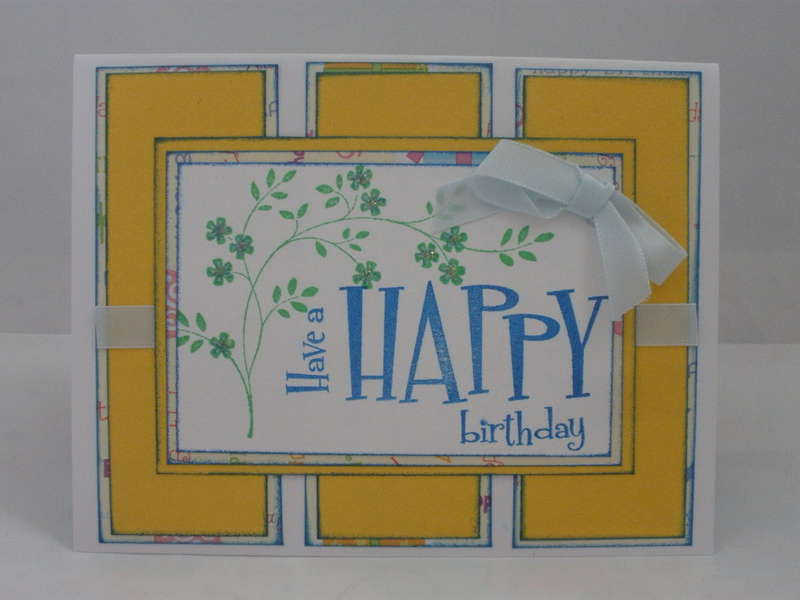 Have a Happy Birthday!
