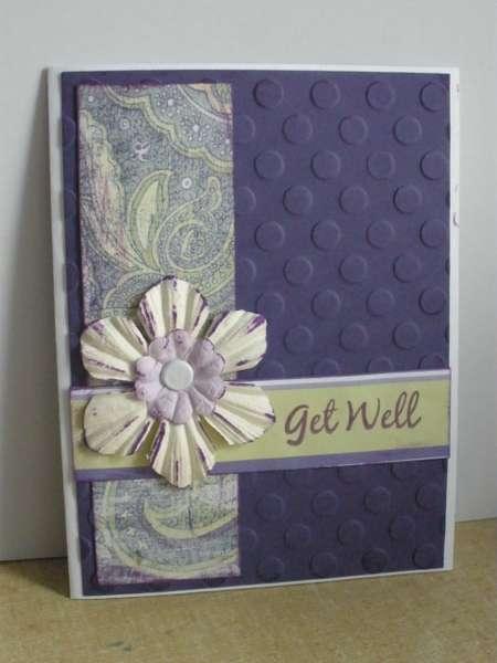 Get Well Flower