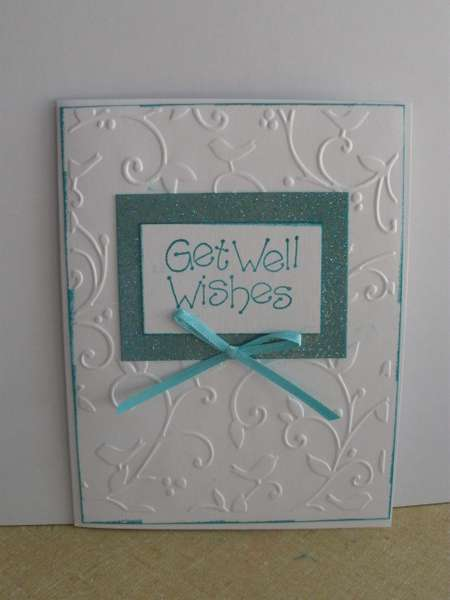 Elegant Get Well Wishes