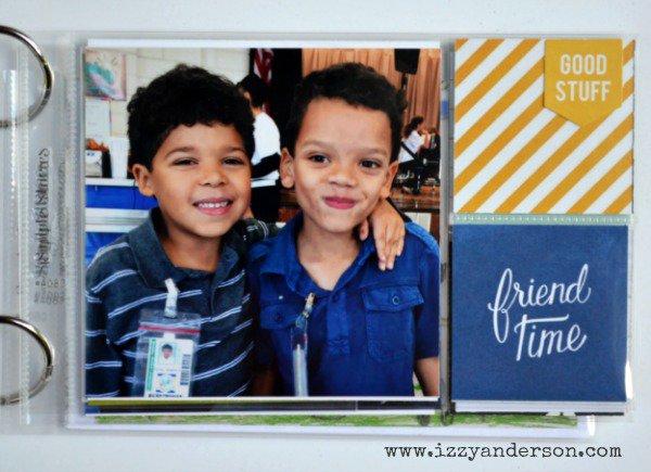 Simple Stories Mini: Kindergarten