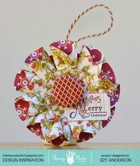 Paper Cone Ornament
