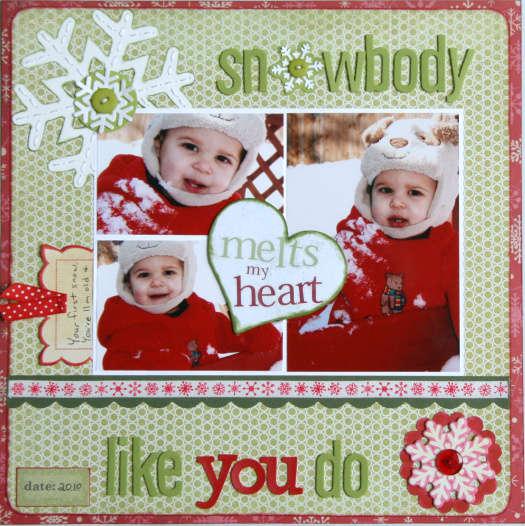 Snowbody Melts My Heart