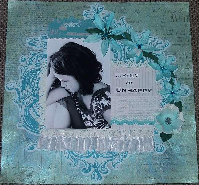 Why so unhappy