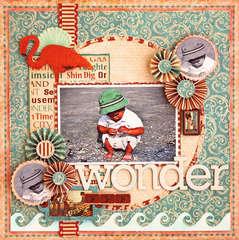 Wonder **Graphic 45**