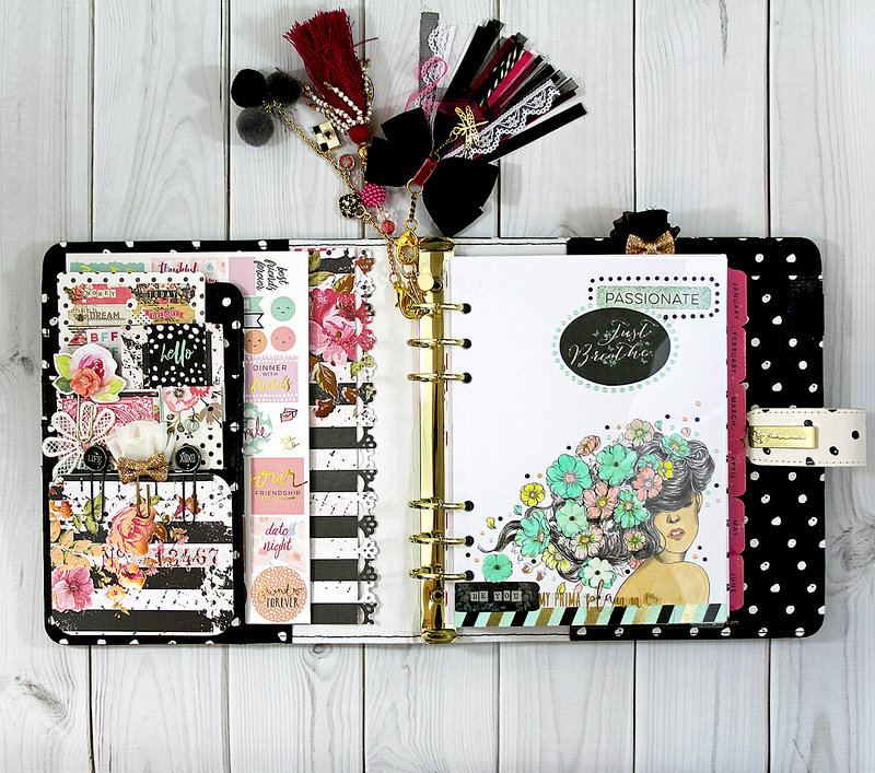 My Prima Planner - In the Moment Planner