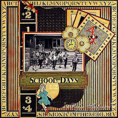 School Days *Graphic 45*
