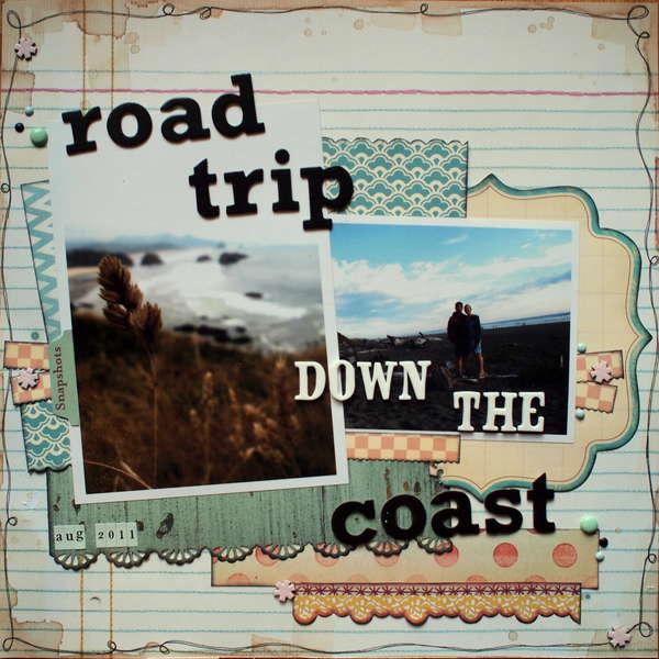 Road Trip Down the Coast