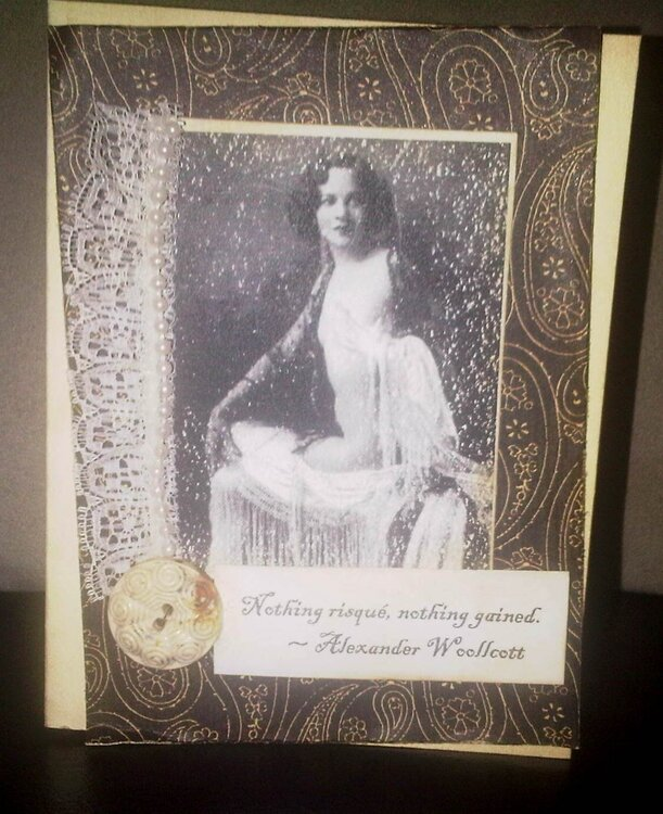 Card for Katie Swap