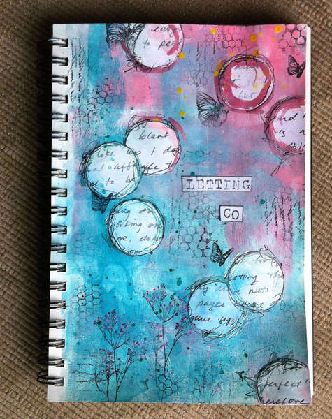 Art Journal: Letting Go