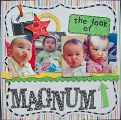 the look of Magnum