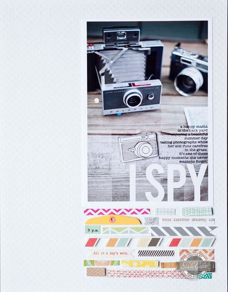 I Spy *Studio Calico July Kit*