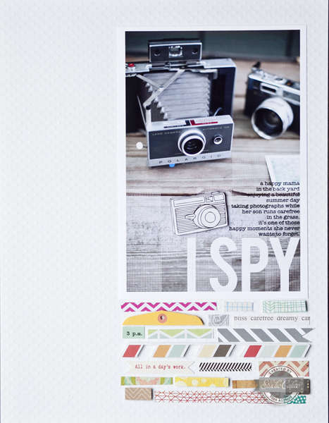 I Spy *Studio Calico July Kit*