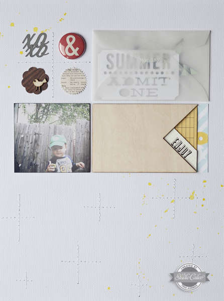 XOXO Summer *Studio Calico July Kit*