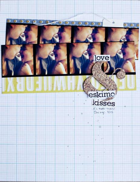 Love & Eskimo Kisses *Studio Calico March kit*