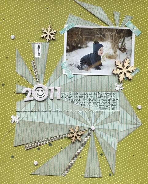 Studio Calico December Kit *Snow*